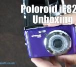 Polaroid iE826 Unboxing