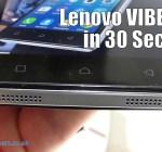 Lenovo VIBE P1m in 30 Seconds
