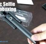 EasyAcc Selfie Stick QuickSnap Pro Unboxing