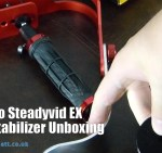 Debo Steadyvid EX Video Stabilizer Unboxing