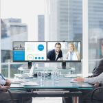Philips Monitors present UltraColor, Curves and Pop-up Security