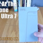 A Look At The Vodafone Smart Ultra 7