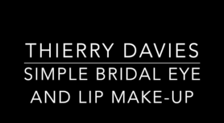 Thierry Davies Make-up Artist