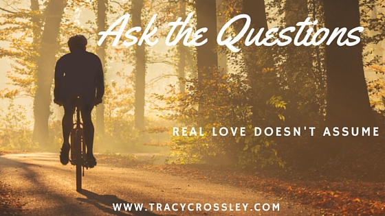 Ask the Questions
