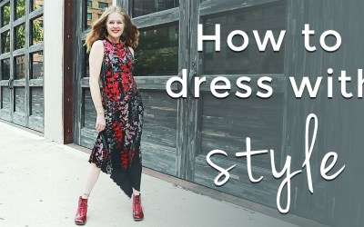 How to dress with style for women over 40