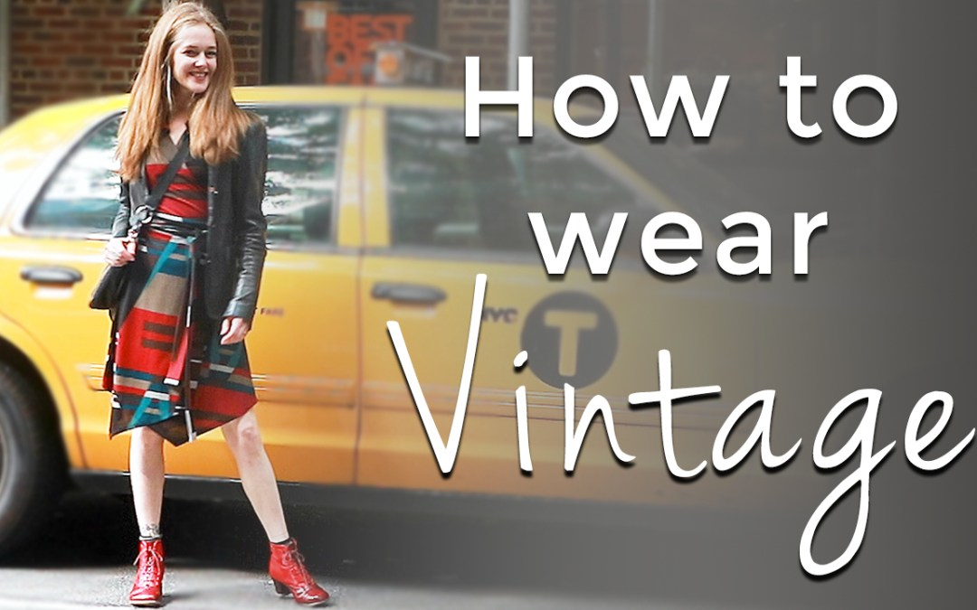 Fall trend for women over 40 – vintage