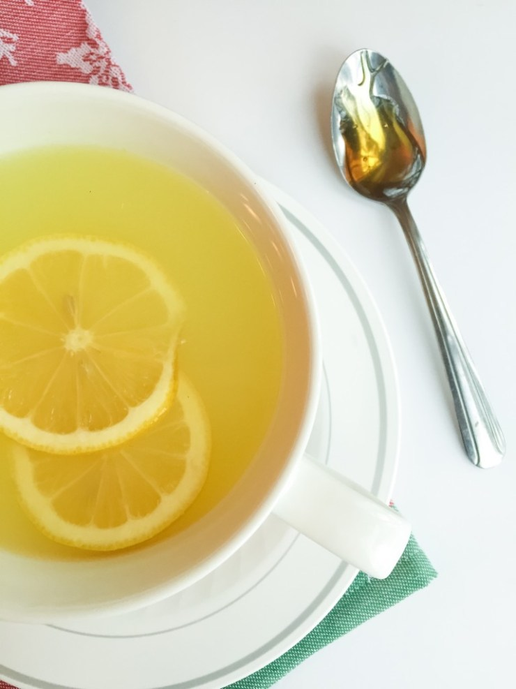 Lemon-Ginger Detox