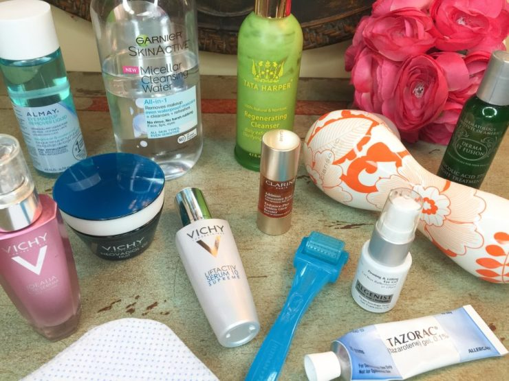 Anti-Aging P.M. Skincare Routine