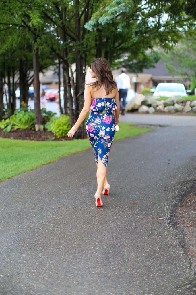 Floral Dresses For Fall