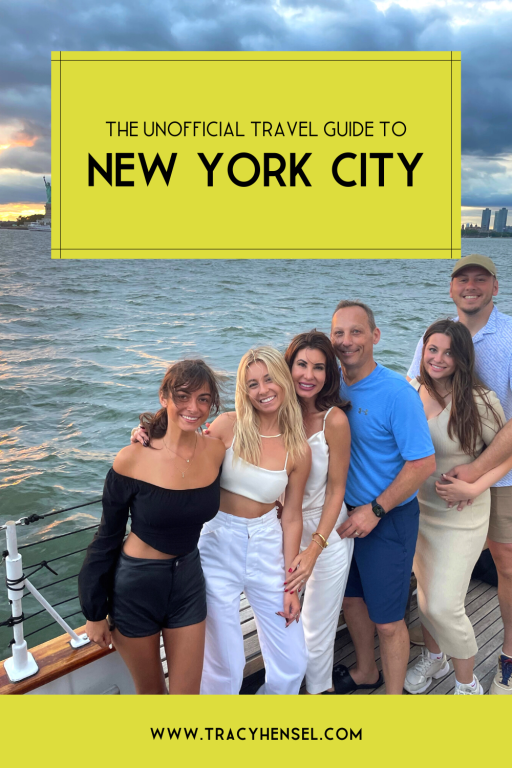 New York City Travel Guide Pin