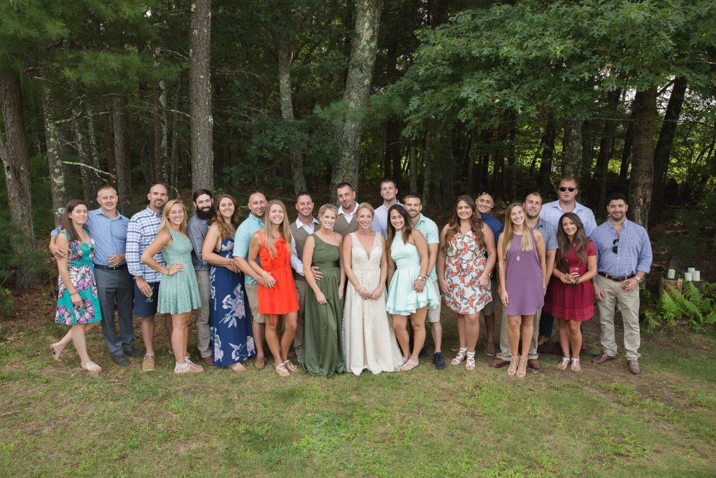 Coventry, Rhode Island, RI, Backyard Wedding, forest, earthy, wedding, tracy jenkins photography, wedding photographer, ri wedding photographer, Rhode Island Wedding photographer