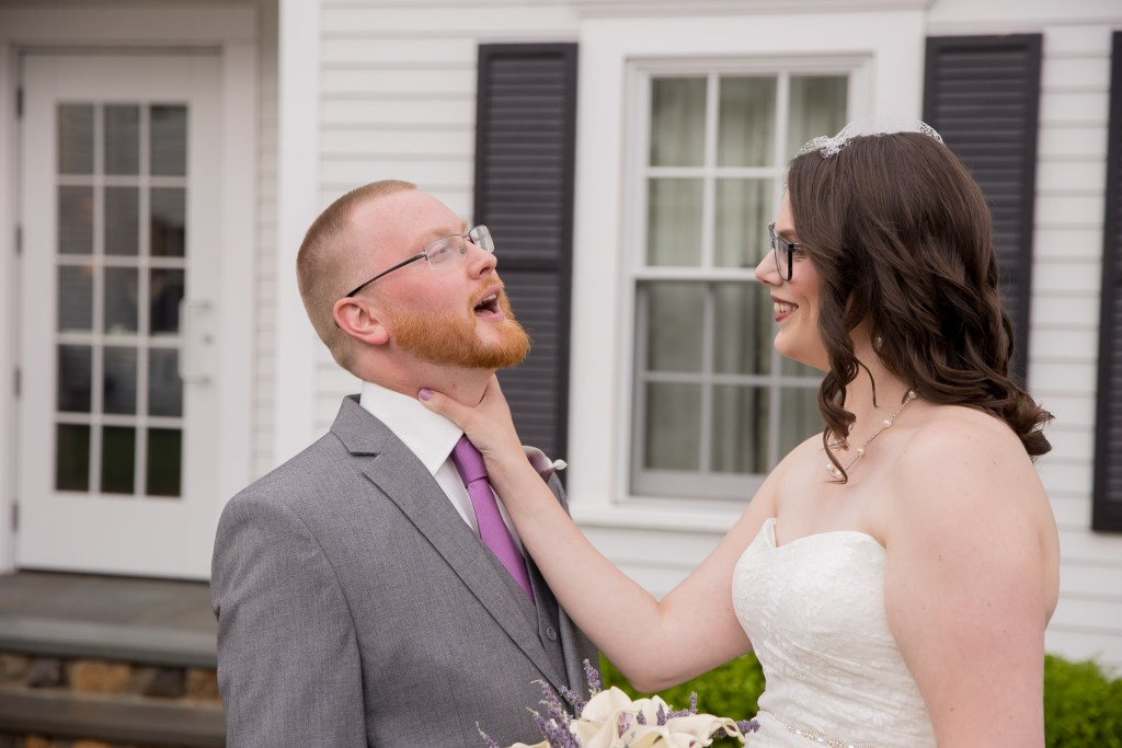 tension, first look, wedding, tracy jenkins photography, publick house, Massachusetts, new england,  photography
