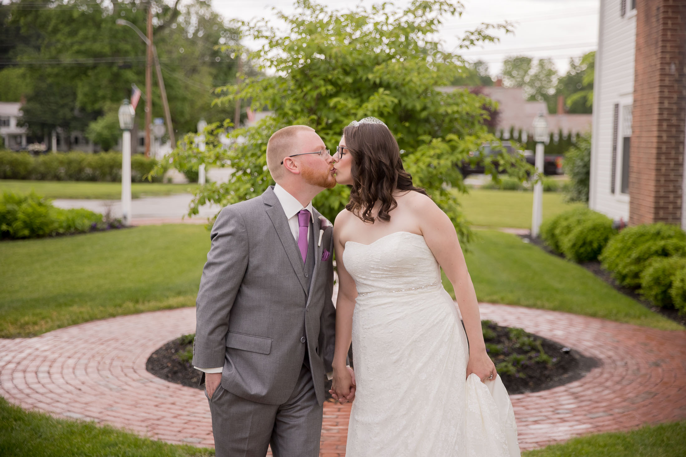 first look, couple photos, wedding, tracy jenkins photography, publick house, Massachusetts, new england,  photography