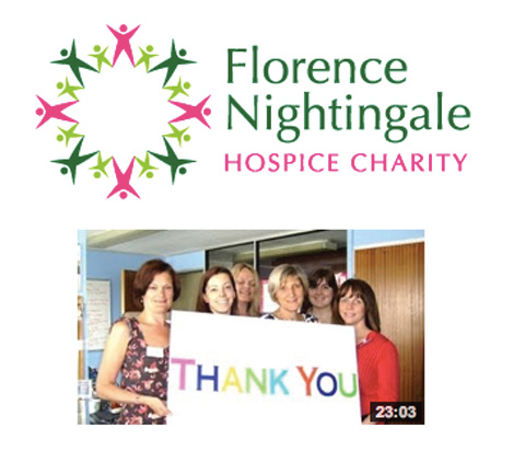 I Donated My Time To Create An Awareness Video For The Florence Nightingale Hospice