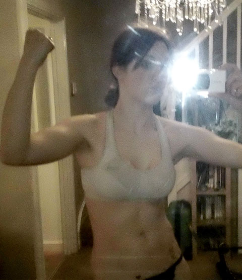 Day 48 Of Insanity Complete: 12 More To Go