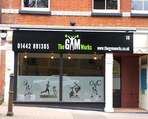 Newly Refurbished, Rebranded & Under New Ownership The Gym Works: Tring (Formerly Harvey's)