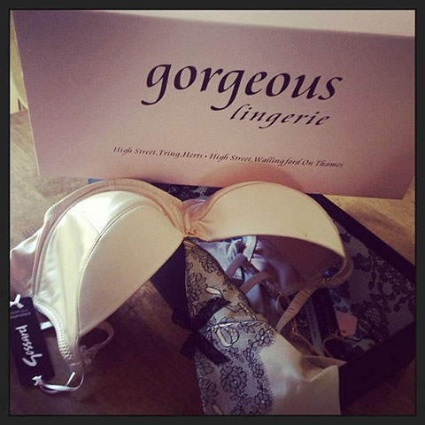 My Correctly Fitted New Underwear From Gorgeous Lingerie
