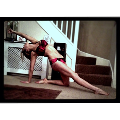 P90X Back Bend