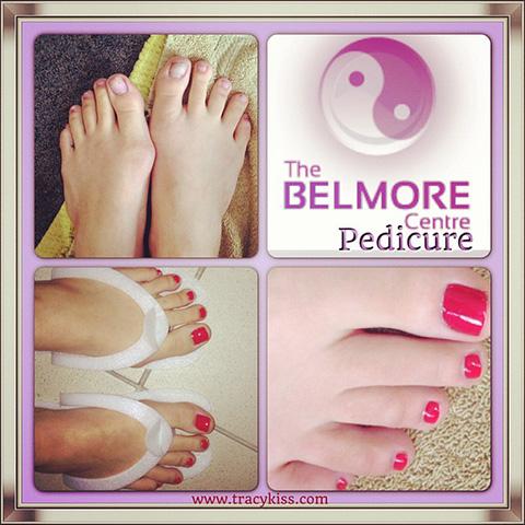 The Belmore Centre Pedicure