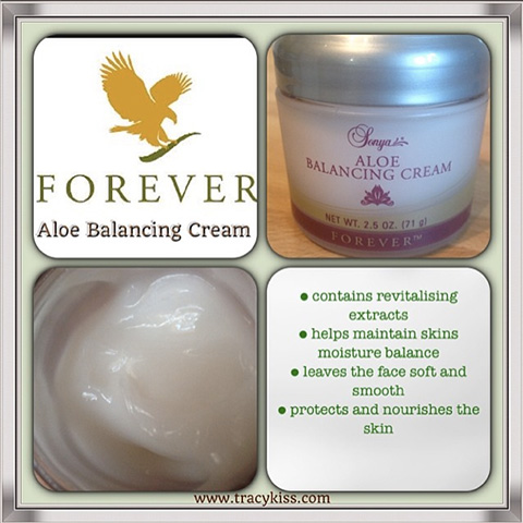 Forever Living Aloe Balancing Cream