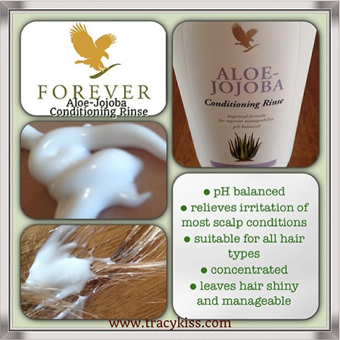 Forever Living Aloe-Jojoba Conditioning Rinse