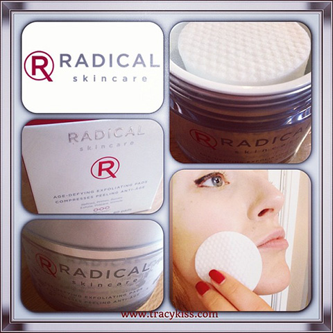 My Blog Is Used To Advertise Radical Skincare Age-Defying Exfoliating Pads