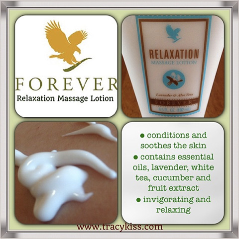 Forever Living Relaxation Massage Lotion