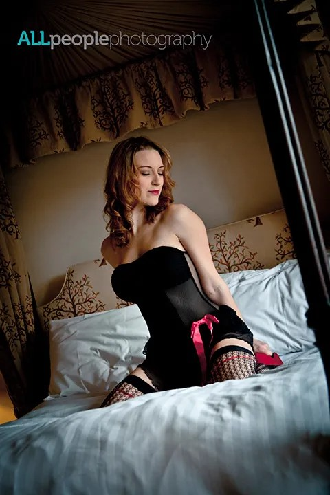 From My Boudoir Shoot With All People Photography
