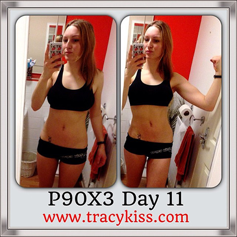 P90X3 Day 11 The Challenge