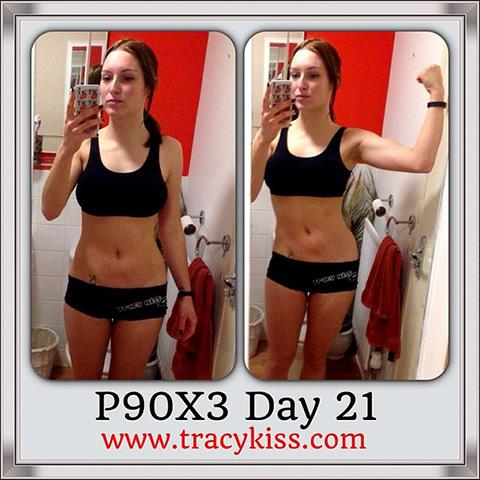 P90X3 Day 21 Dynamix