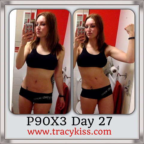 P90X3 Day 27 Yoga X