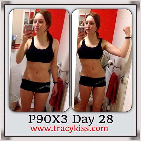 P90X3 Day 28 Dynamix