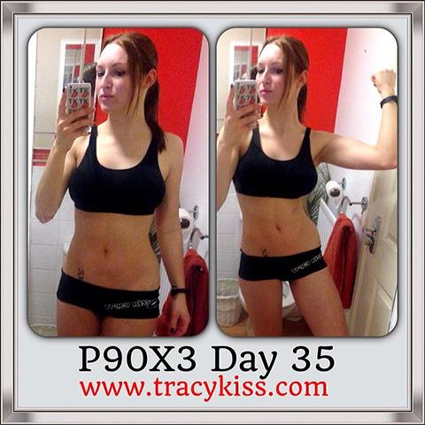 P90X3 Day 35 Dynamix