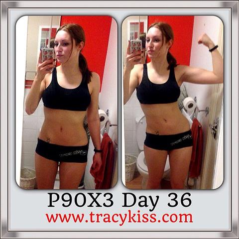 P90X3 Day 36 Eccentric Upper