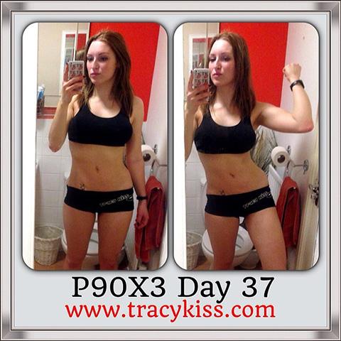P90X3 Day 37 Trisometrics