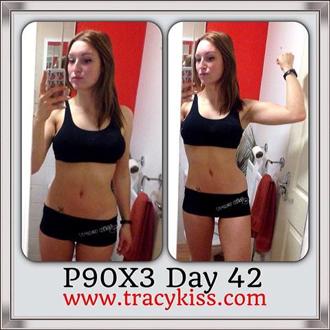 P90X3 Day 42 Dynamix