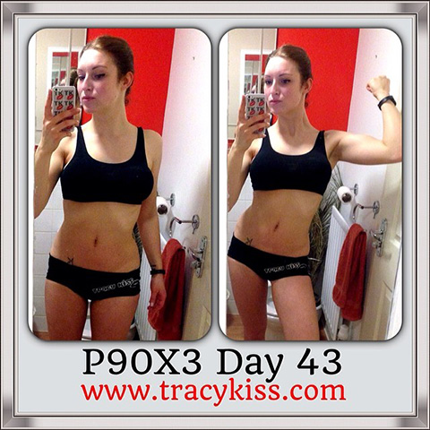 P90X3 Day 43 Eccentric Upper