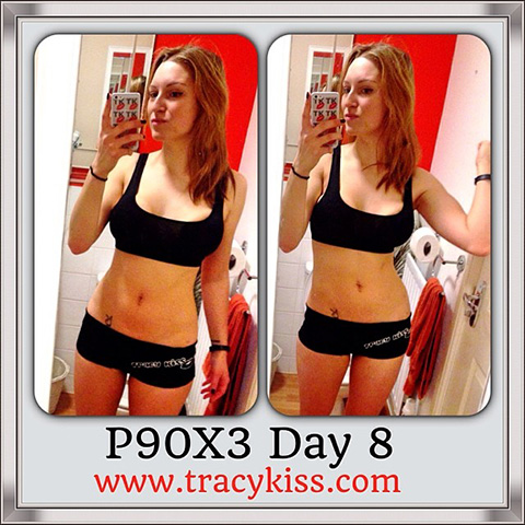 P90X3 Day 8 The Warrior