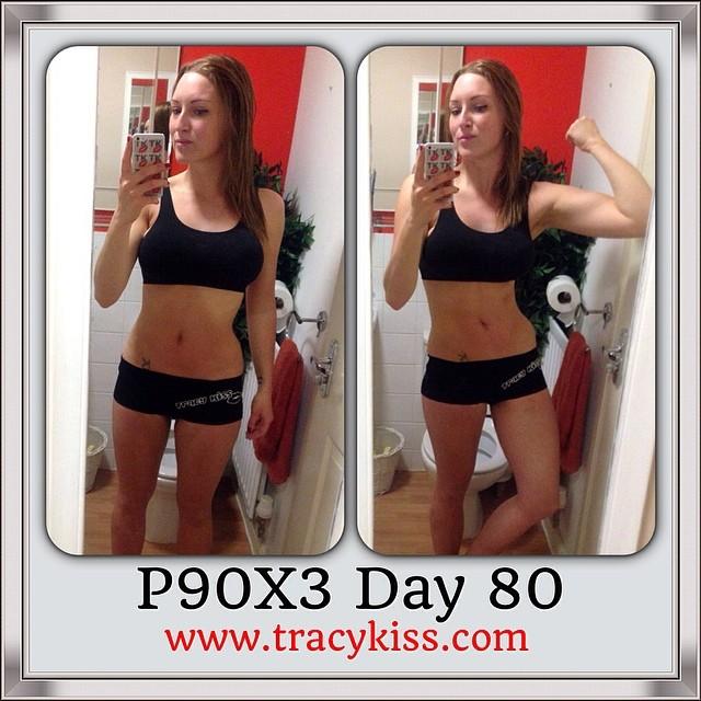 P90X3 Day 80 Eccentric Upper