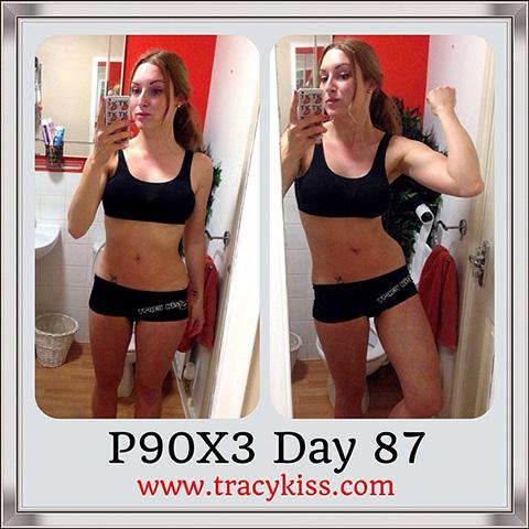 P90X3 Day 87 Pilates X