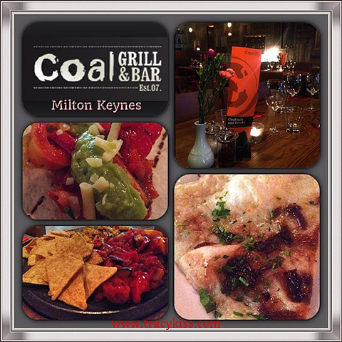 I Had Dinner At The Coal Grill & Bar In Milton Keynes