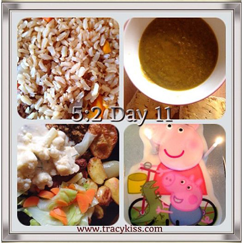 5:2 Day 11 Food