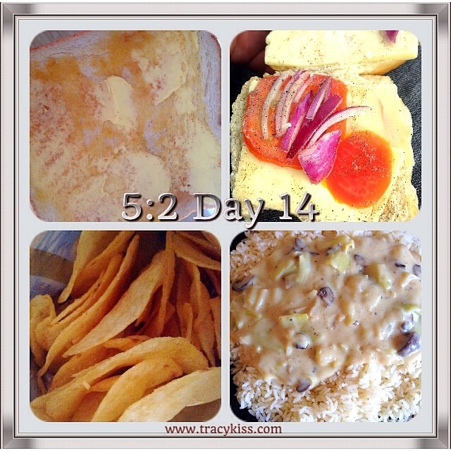 5:2 Day 14 Food