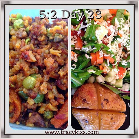 5:2 Day 23 Food