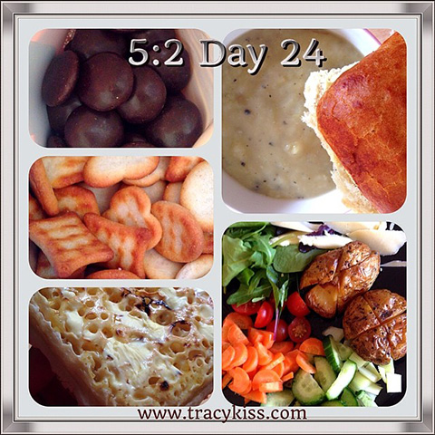 5:2 Day 24 Food