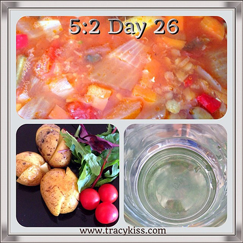 5:2 Day 26 Food