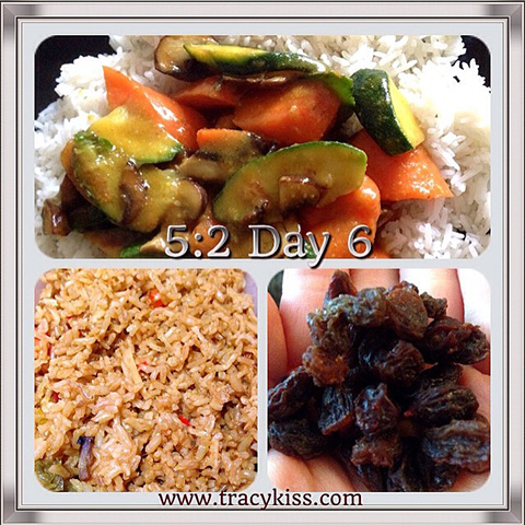 5:2 Day 6 Food