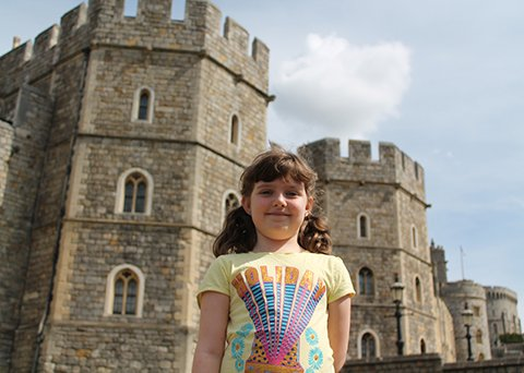 The Children Loved Our Trip To Windsor Castle