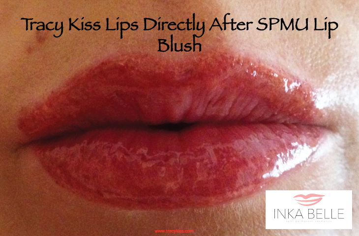 Inka Belle Semi Permanent Makeup Lip Blush Treatment-6919