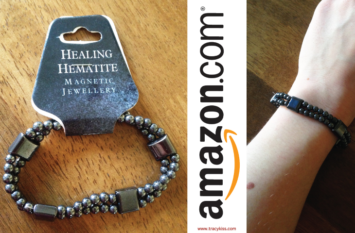 Amazon Magnetic Bracelet Healing Health Benefits